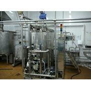 Оборудование для производства горчицы кетчупа соусов. Вакуумный реактор фото