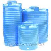 Ёмкости для воды вертикальные RV 1000У ROTO EVRO PLAST пищевые,бесшовные,повышенной прочности фото