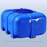 Емкости для воды 200 л. овальные, двухслойные фото