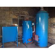 Система отопления на биотопливе (пиролизная) ТС 100-700. фото