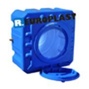 Ёмкости для воды ROTO EVRO PLAST однослойные квадратные 200л фото