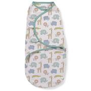 Конверт Summer Infant Конверт на липучке Swaddleme®, размер S/M, сафари фото