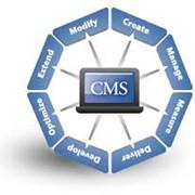 Системы управления контентом сайта - CMS. Разработка смс фото