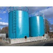 Изготовление резервуаров для воды и нефтепродуктов фото