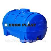 Емкости ROTO EURO PLAST RG750Р/реб.горизонтальные,бесшовные,пластиковые многослойные для воды. фото