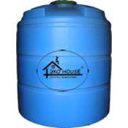 Пластиковая емкость для воды 12500 литров вертикальная фото