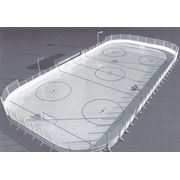 Хоккейная коробка фото