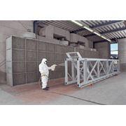 Окрасочные камерыокрасочные стенки сухой фильтрации окрасочные кабины пр-во концерна J. Wagner GmbH (Германия) фото