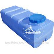 Баки пластиковые для воды. Квадратная пластиковая емкость(бак) 500 литров. фото
