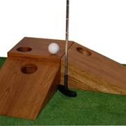 Мини гольф, мобильные компактные системы City Golf фото