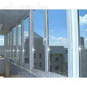 Балконная рама 1600*5400 фото