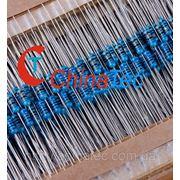 400 х Металлические пленочные резисторы 1/4W 1% фото