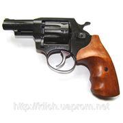 Револьвер под патрон Флобера Safari РФ-430 буковая рукоятка фото