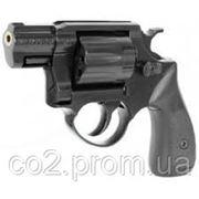 Револьвер ME-38 Pocket 4R черный,пластиковая рукоять фото