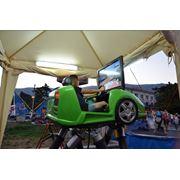 Подвижная платформа купить симулятор гоночный тренажер симулятор вождения active game. фото