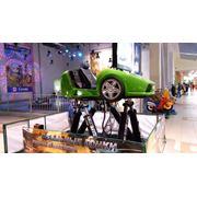 Подвижная платформа симулятор вождения купить 6 dof аттракционы моделирующие системы фото