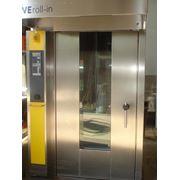 Печь ротационная электрическая Miwe б/у 2005 год фото