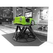 6 dof платформа автосимулятор симулятор вождения аттракционы xd motion фото