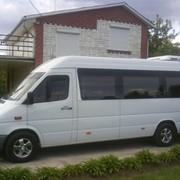 Услуги микроавтобусов не дорого ! фото