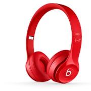 Solo HD Beats by Dr. Dre наушники полноразмерные проводные, Hi-Fi, Mic., оголовье, Красный фото