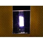 Новые наногибридные пленки для эмиссионных слоев электролюминесцентных устройств «белого» света фото