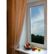 Окно 800*1200 (ПВХ)BrusBox 60-3 пр-во РОССИЯ двухкамерное пластиковое фото