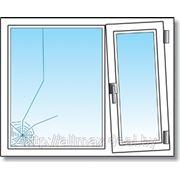 Ремонт пластиковых (пвх) и алюминиевых окон фото