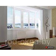 Балконная рама 1600*2800 фото