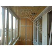 Балконная рама 1800*6000 фото