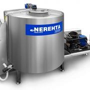 Вертикальная установка охлаждения молока УОМЗТ 1000-В фото