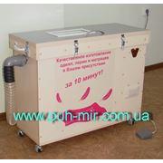 Оборудование для изготовления одеял перин и матрацев из натурального и синтетического наполнителя «VITA box light» фото