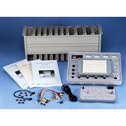 Учебный стенд KL-100 для изучения основ электричества магнетизма электронных цепей электронных схем промышленных контроллеров фото