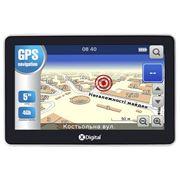 GPS навигатор X-DIGITAL 552 5 фото