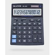 Калькулятор SKAINER SK- 222 фото