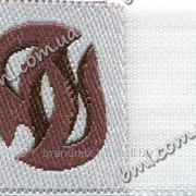 Жаккардовый флажок фото