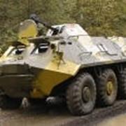 Модернизация бронетранспортера БТР-60М фото