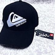 Кепка QuickSilver чёрная фото
