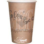 Стакан бумажный для горячих напитков фото