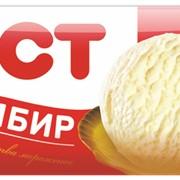 Мороженое ГОСТ пломбир весовое фото
