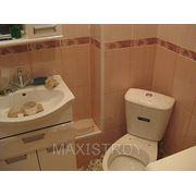 Ремонт ванных комнат под ключ в Мариуполе фото