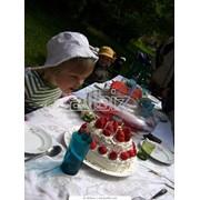 Детский день рождения фото