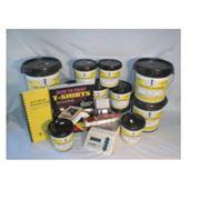 Пластизолевые краски Union Ink предназначены для трафаретной печати на тканных и нетканных материалах на ручных и автоматических станках. фото