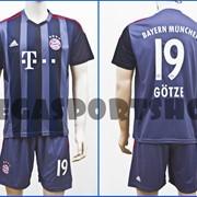 Футбольная форма ФК Бавария GOTZE 19 фото