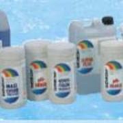 Химия для бассейнов. фото