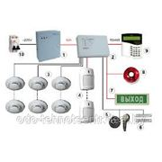Проектирование, монтаж, техническое обслуживание автоматической пожарной сигнализации и оповещения о пожаре фото