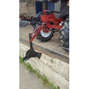 МиниТрактор на базе мотоблока с двигателем Hondа18 фото