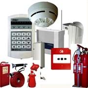 Поставка систем охранно-пожарной сигнализации фото