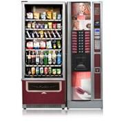 Комбинированный торговый автомат ROSSOBAR фото