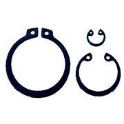 Стопорные кольца ГОСТ 13942-86 (DIN471) и ГОСТ 13943-86 (DIN472) Стопорные кольца предназначены для закрепления радиальных подшипников качения и других деталей в корпусах на валах и в узлах различных машин. фото