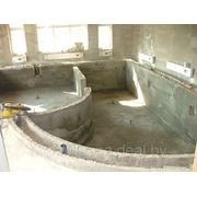 Гидроизоляция бассейна фото
